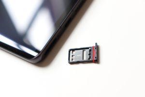 Huawei P30 Pro SIMslot