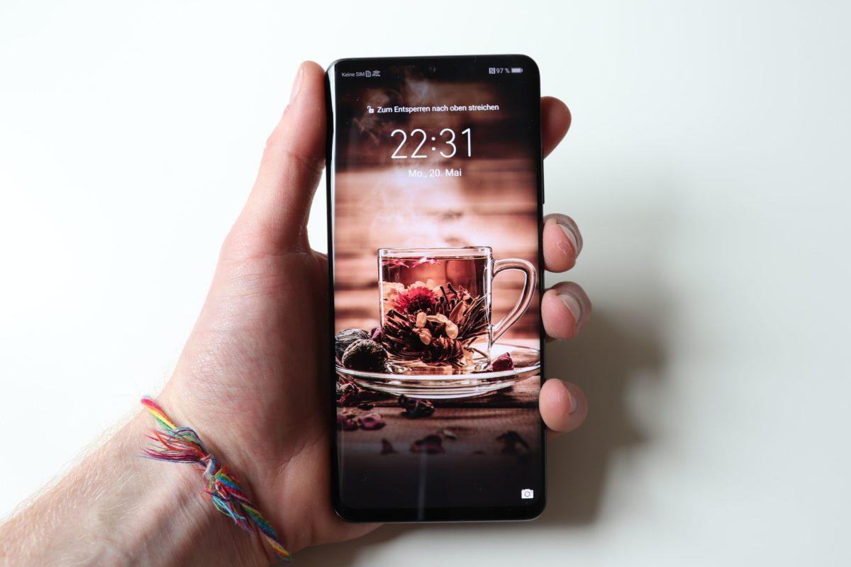 Huawei P30 Pro handson test