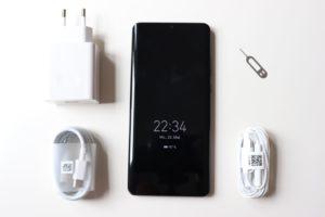 Huawei P30 Pro lieferumfang