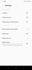 Lenovo Z6 Pro Kamera App 2