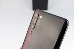Lenovo Z6 Pro Quad Kamera