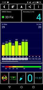 Meizu Note 9 GPS Test Fix 1