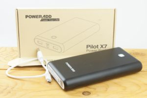 Poweradd Pilot X7 Testbericht Powerbank 12