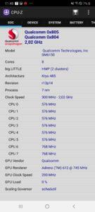 samsung a70 03 114852 CPU Z