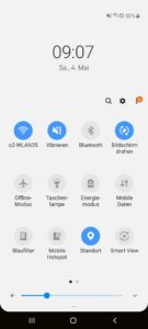 samsung a70 04 090745 One UI Home
