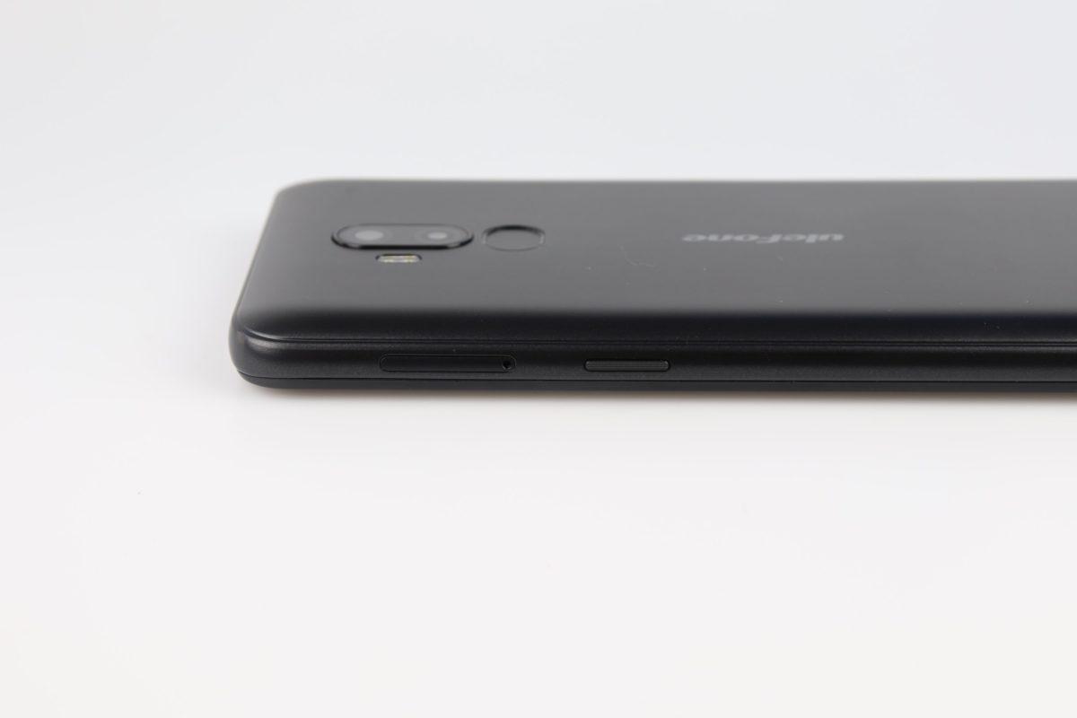Ulefone Power 3L Design Verarbeitung 3