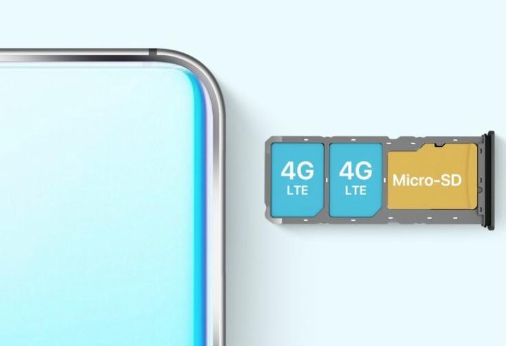 Umidigi A5 Pro SIMslot