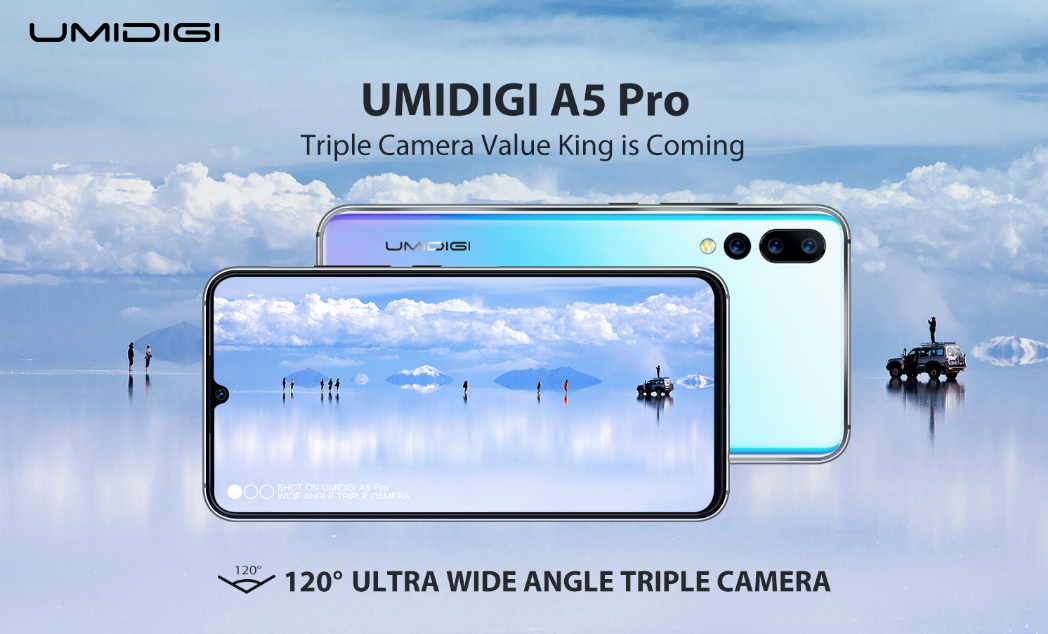 Umidigi A5 Pro 1