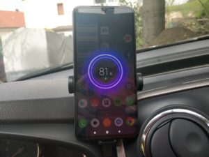 Xiaomi wireless charger auto 7