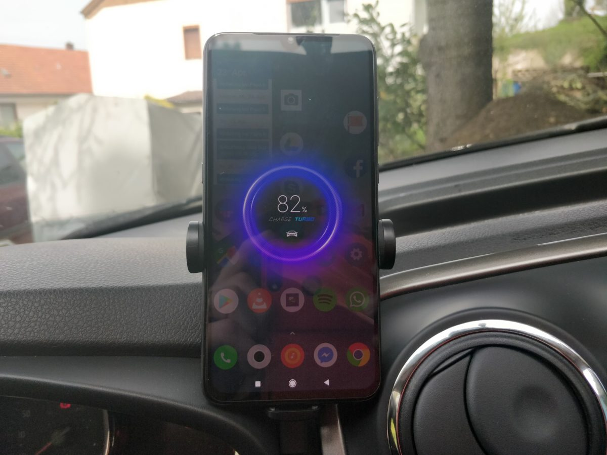 Xiaomi wireless charger auto charger turbo