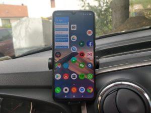 Xiaomi wireless charger auto ladezeit