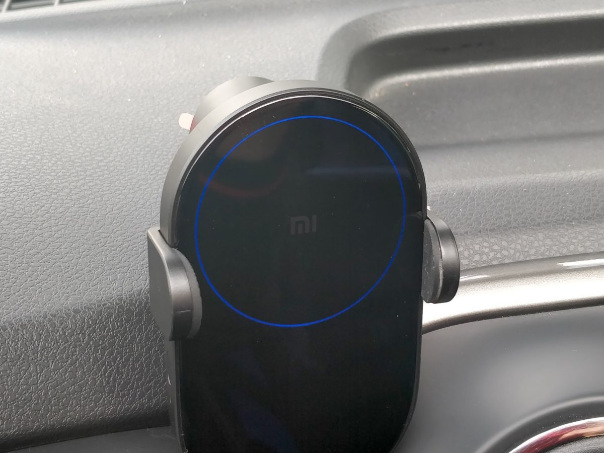 Xiaomi wireless charger auto pad