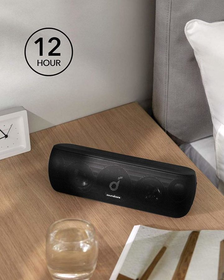 Anker Soundcore Motion Plus Akku