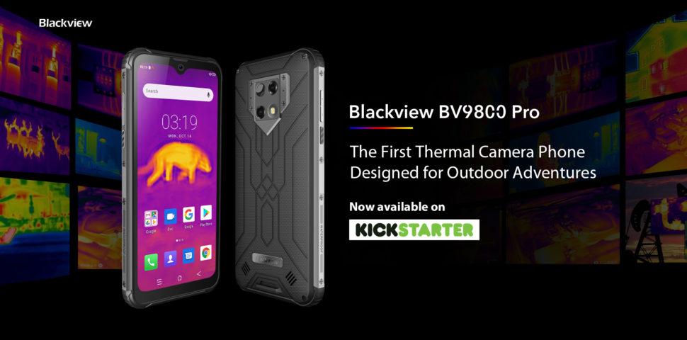 Blackview BV9800 Pro Kickstarter