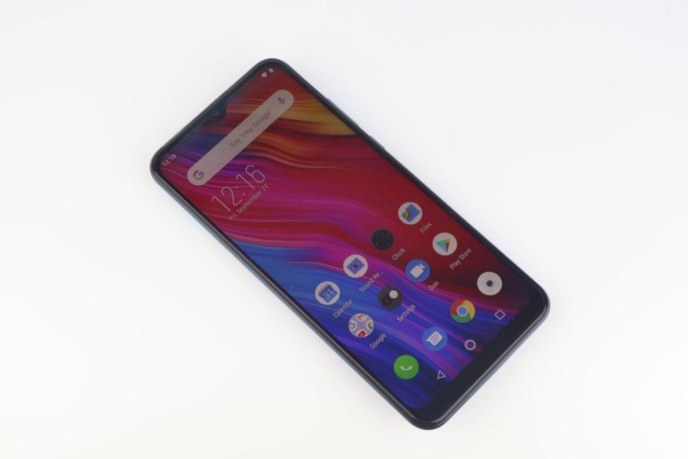 Elephone A6 Max Design Verarbeitung 3