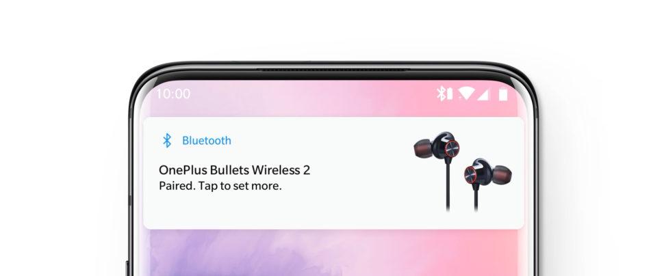 OnePlus Wireless Bullets 2 Test Qucikpair