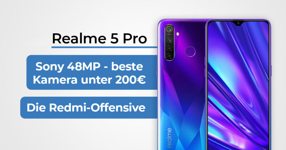 Realme 5 Pro Featured Banner