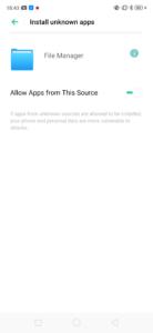 Realme Unlock App 1