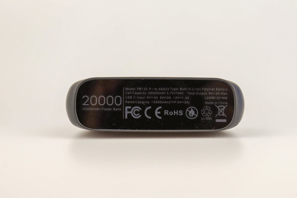 Ugreen Powerbank 20000 PD132 Test 7