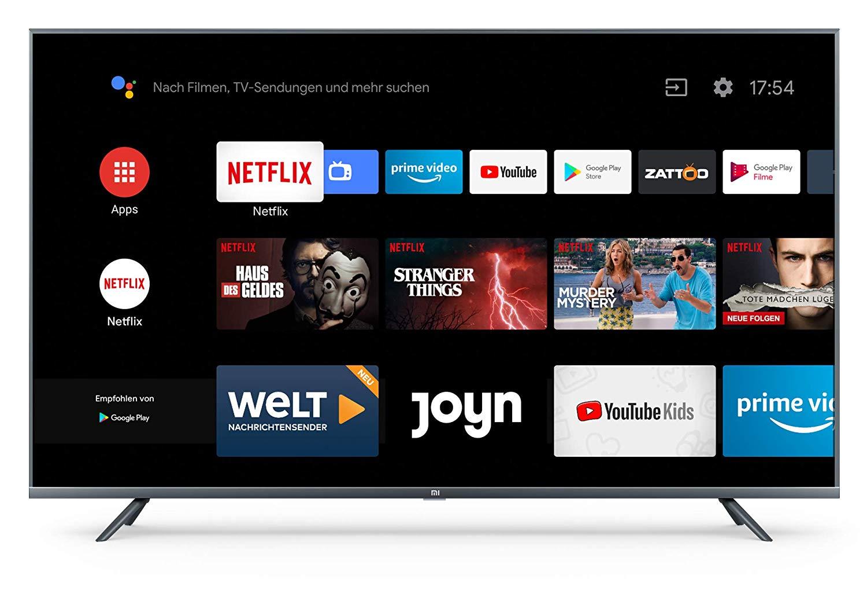Xiaomi Mi Smart TV 4S Global Testbericht 2