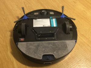 eufy RoboVac G10 Hybrid Saugroboter Test 6