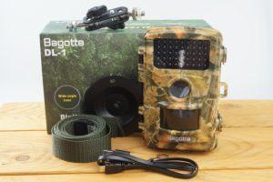 Bagotte DL 1 Wildkamera Test Produktbilder 3