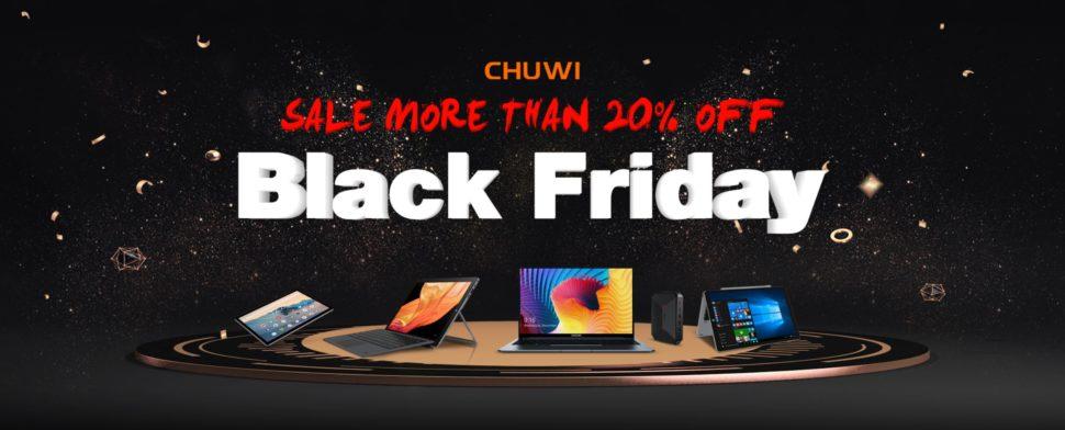 Chuwi Black Friday 2