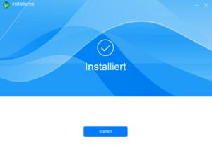 Huawei HiSuite installieren