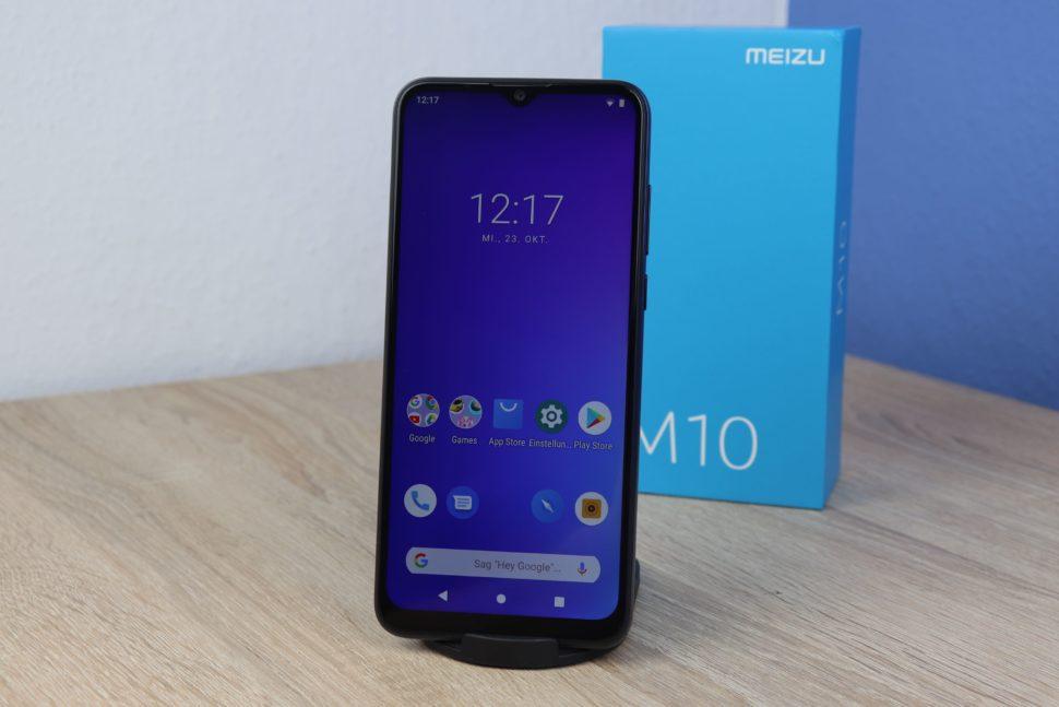 Meizu M10 Display 2