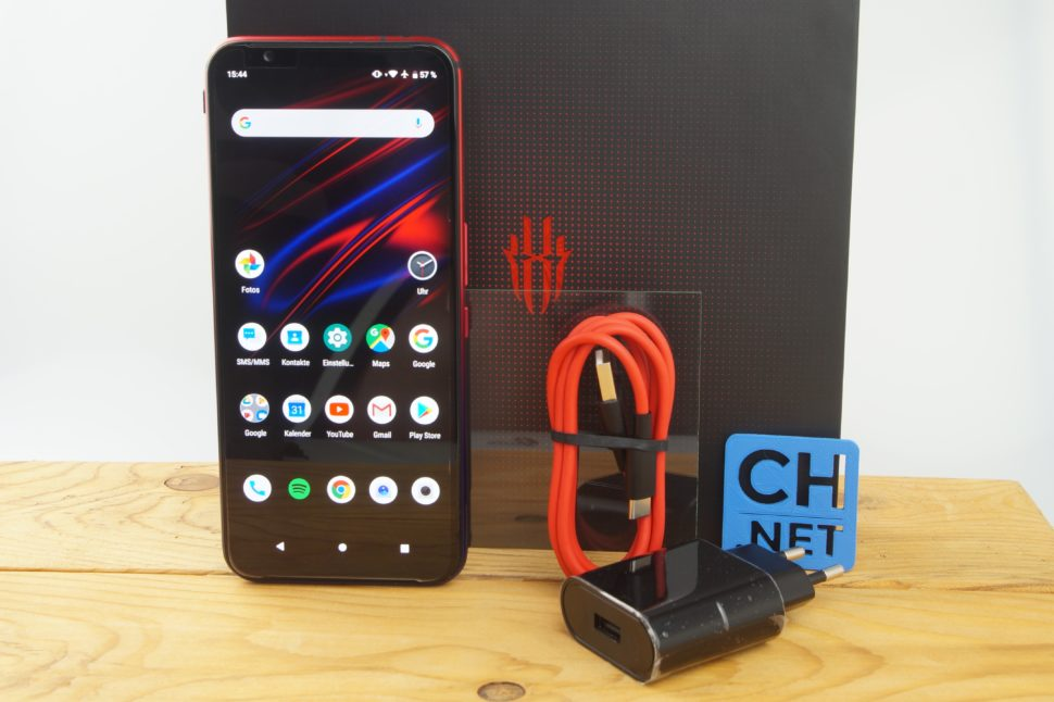 Nubia Red Magic 3S Testbericht Produktbilder 2