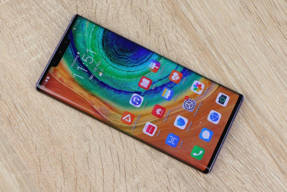 Huawei Mate 30 Pro Display 1