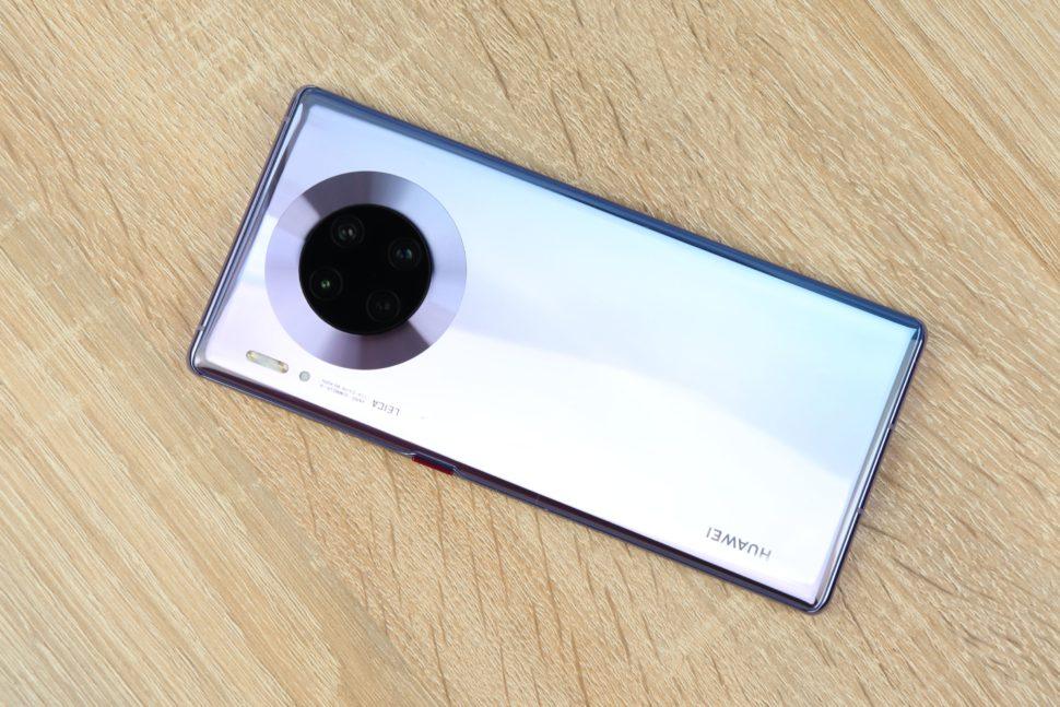 Huawei Mate 30 Pro Rückseite 2