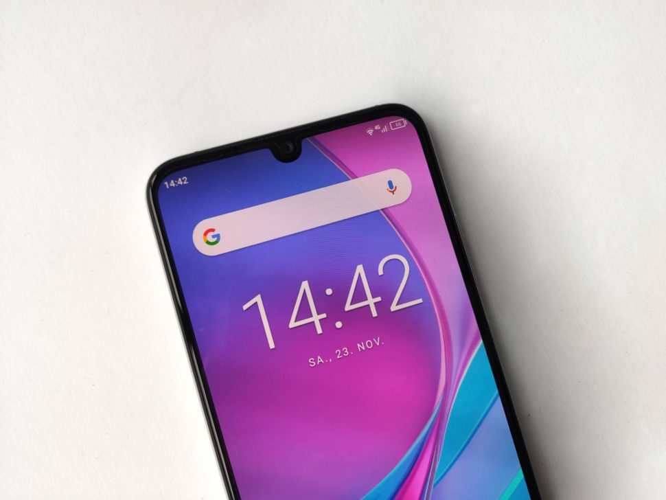 Umidigi X Display2