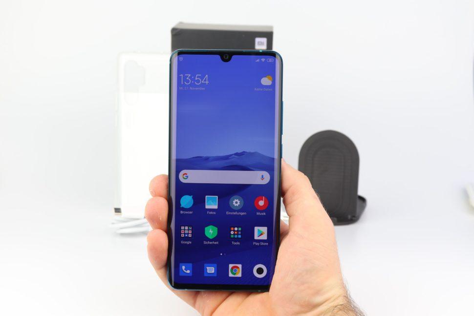 Xiaomi Mi Note 10 Hand 1