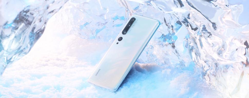 Xiaomi Mi Note 10 weiß