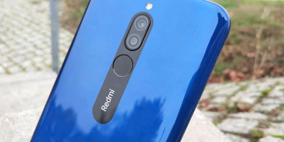 Xiaomi Redmi 8 Fotos 05