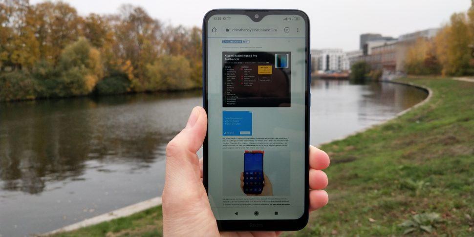 Xiaomi Redmi 8 Fotos 17