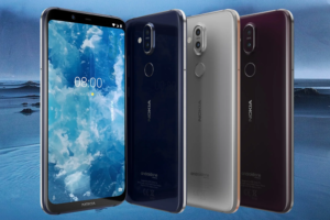 Nokia 8 1 Testbericht Farben