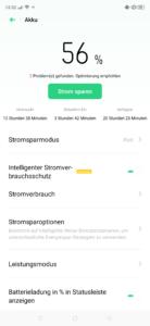 Realme XT Testbericht Screenshots 26