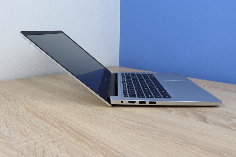 RedmiBook 14 Aufklapptwinkel