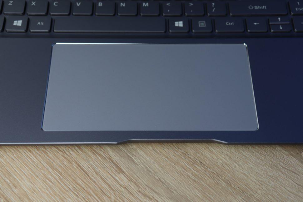 Teclast F15 Test Touchpad