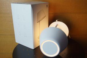 Yeelight Staria Nachttischlampe Testbericht 3