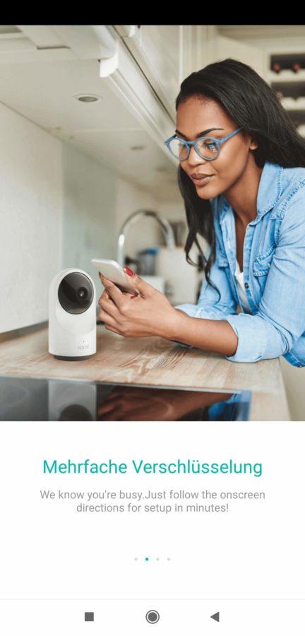 Kami Outdoor Security Camera App 1