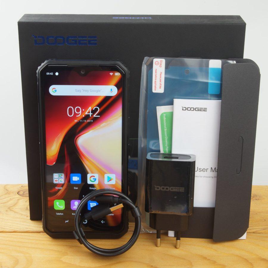 Doogee S95 Pro Testbericht Produktbilder 19