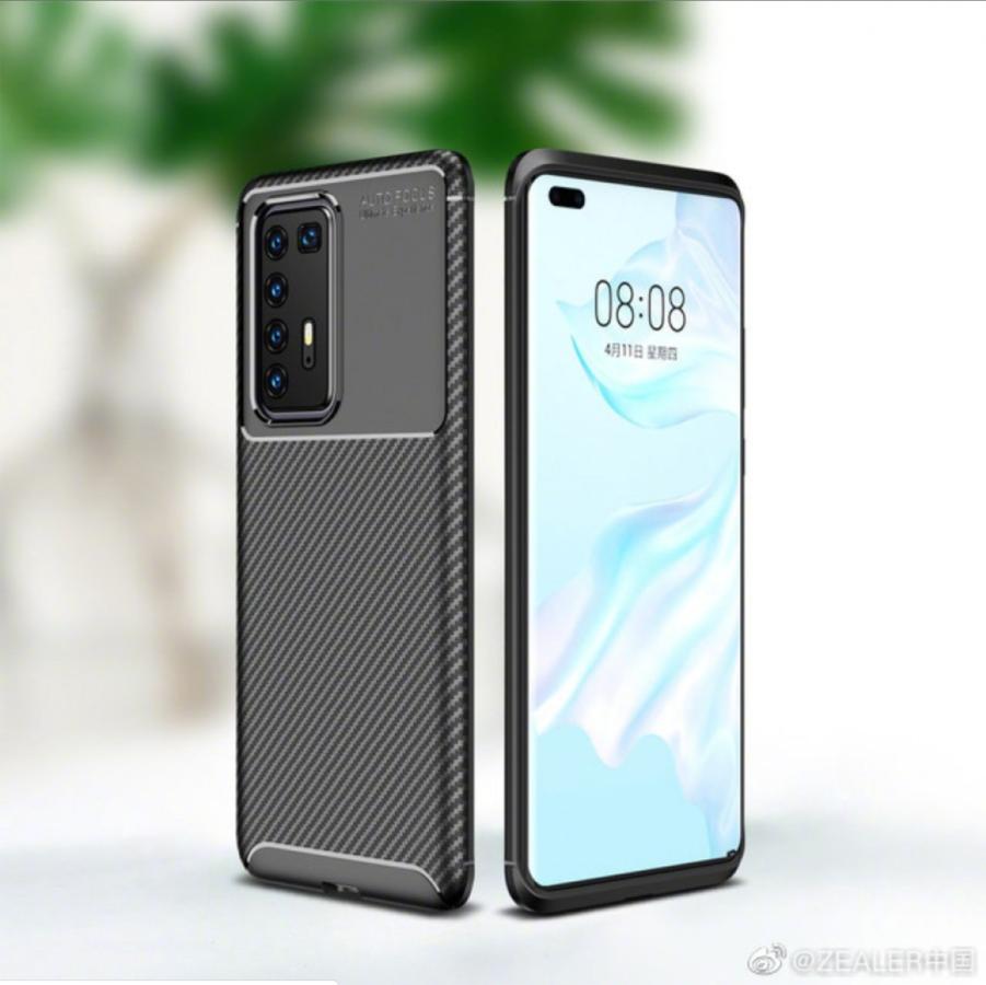 Huawei P40 Pro Render 1