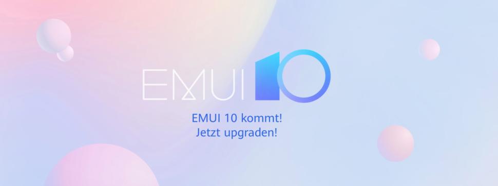 EMUI 10 Update