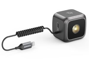 Anker CES 2020 iPhone LED Flash