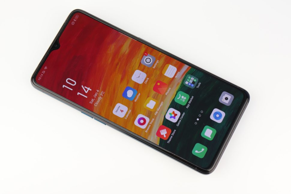 Oppo Reno Ace Display