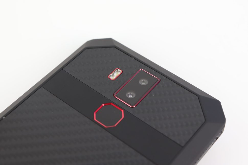 Oukitel K13 Pro Kamera