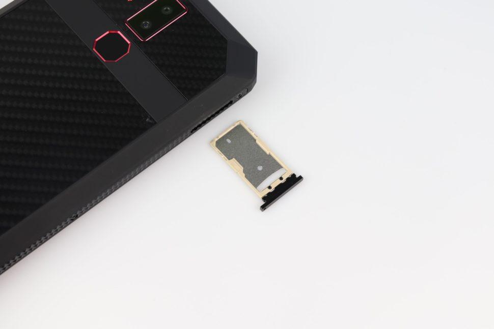 Oukitel K13 Pro Sim Netz Empfang
